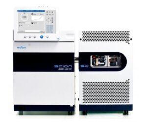 Cromatógrafo Gaseoso acoplado a espectrómetro de Masas SCION SQ GC-MS
