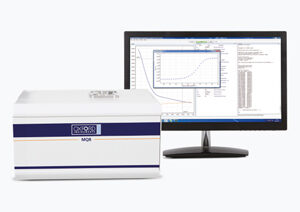 Espectrómetro RMN Oxford MQR