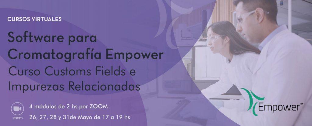 Empower – Custom fields e Impurezas relacionadas
